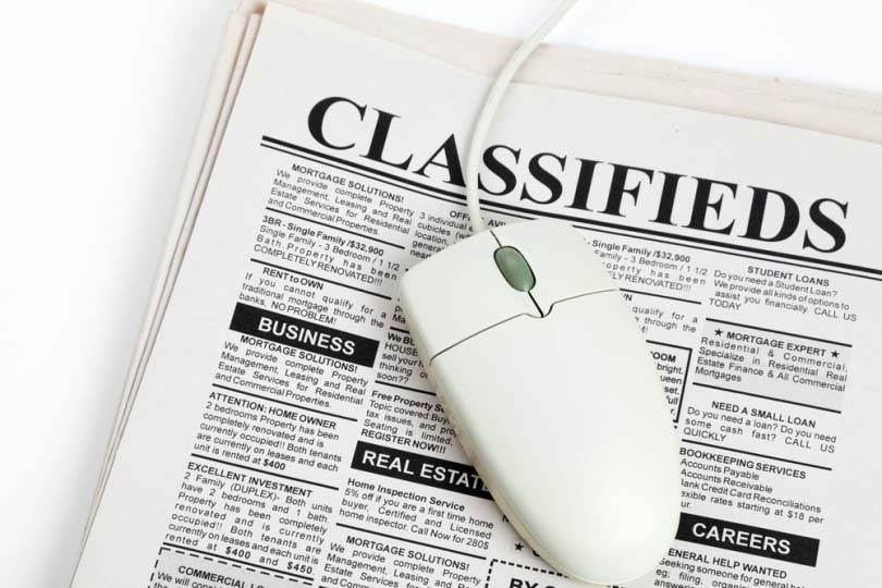 CLASSIFIED-AD-CRAFTING