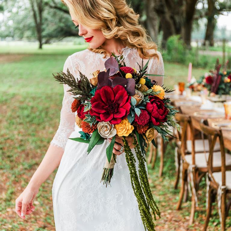 10 beautiful flowers for a bouquet